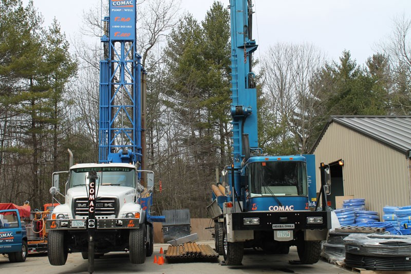 Artesian Well Drilling Geothermal Energy Well Pumps And